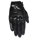 Alpinestars 2018 Womens Stella SMX-1 Air Carbon V2 Gloves - Black