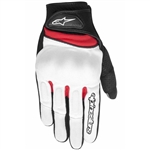 Alpinestars 2018 Womens Stella Spartan Gloves - Black/White/Red