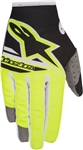 Alpinestars 2018 Youth Radar Flight Gloves - Black/Yellow