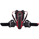 Alpinestars 2018 Nucleon KR-3 Protector - Smoke/Black/Red