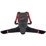 Alpinestars 2018 Nucleon KR-Cell Protector - Smoke/Black/Red