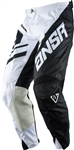 Answer 2018 A18 Elite Pant - Black/White