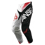 Answer 2018 A17.5 Elite LE Halo Pant - Red/White