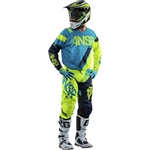 Answer 2017.5 A Elite LE Halo Combo Jersey Pant - Blue/Yellow
