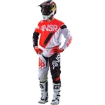 Answer 2017.5 A Elite LE Halo Combo Jersey Pant - Red/White