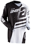 Answer 2018 Elite Jersey - Black/White
