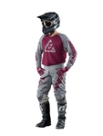 Answer 2018 Elite Combo Jersey Pant - Berry/Grey