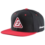Answer 2018 Icon Snapback Hat - Black/Red