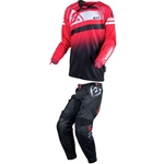 Answer 2018 K77 Jersey Combo Jersey Pant - Red/Black