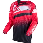 Answer 2018 K77 Jersey - Red/Black