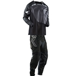 Answer 2018 Riot Combo Jersey Pant - Black/Black