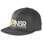 Answer 2018 Slash Fitted Hat - Gray