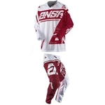 Answer 2018 Syncron Air Combo Jersey Pant - White/Red