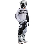 Answer 2018 Syncron Combo Jersey Pant - Grey/Black