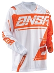 Answer 2018 Syncron Air Jersey - White/Orange