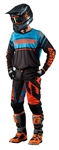 Answer 2018 Trinity Combo Jersey Pant - Black/Blue