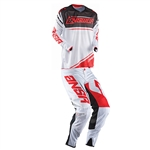 Answer 2018 Trinity Combo Jersey Pant - White/Red