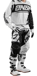 Answer 2018 Youth Syncron Air Combo Jersey Pant - White/Black
