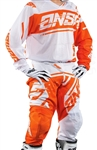 Answer 2018 Youth Syncron Air Combo Jersey Pant - White/Orange