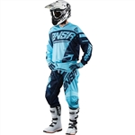 Answer 2018 Youth Syncron Combo Jersey Pant - Cyan/Navy