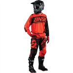 Answer 2018 Youth Syncron Combo Jersey Pant - Red/Black
