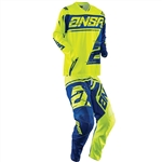 Answer 2018 Youth Syncron Combo Jersey Pant - Yellow/Blue