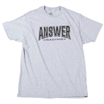 Answer 2018 Youth Thrasher Tee - Heather Gray