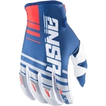 Answer - 2017 Alpha Gloves- Gray/White/Navy