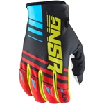 Answer - 2017 Alpha Gloves- Red/Acid/Black