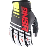 Answer - 2017 Alpha Gloves- White/Red/Black