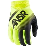 Answer - 2017 Elite Gloves- Black/Hi-Viz
