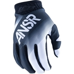Answer - 2017 Elite Gloves- Black/White