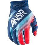 Answer - 2017 Elite Gloves- Blue/Red