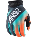 Answer - 2017 Elite Gloves- Teal/Orange