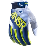 Answer - 2017 Syncron Air Gloves- Navy/Acid