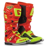 Answer / Gaerne - SG-12 Boots- Red/Hi-Viz