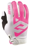 Answer 2018 Womens AR-1 WMX Gloves - Grey/Pink