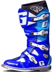 Gaerne - SG12 Answer Boots- Blue/Cyan