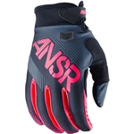 Answer - 2017 Syncron Gloves- Black/Red