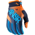 Answer - 2017 Syncron Gloves- Orange/Blue