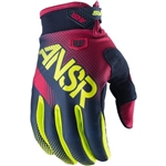 Answer - 2017 Syncron Gloves- Red/Acid