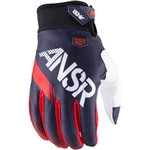 Answer - 2017 Syncron Gloves- White/Red