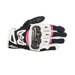 Alpinestars 2018 Stella SMX-2 Air Carbon V2 Gloves - Black/Pink