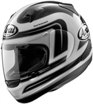 Arai - RX-Q Spencer White/Black Helmet