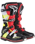 Alpinestars - Tech 8 RS Boots- Black/Red/Yellow