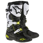 Alpinestars - Tech 10 Boots- Black/Yellow/White