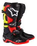 Alpinestars - Tech 10 Boots- Red/Yellow