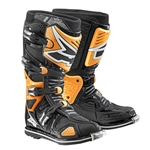 AXO - A2 Boot- Black/Flo Orange