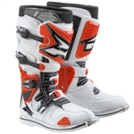 AXO - A2 Boot- White/Red
