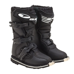 AXO 2017 Kids MX Drone Pee-Wee Boots - Black